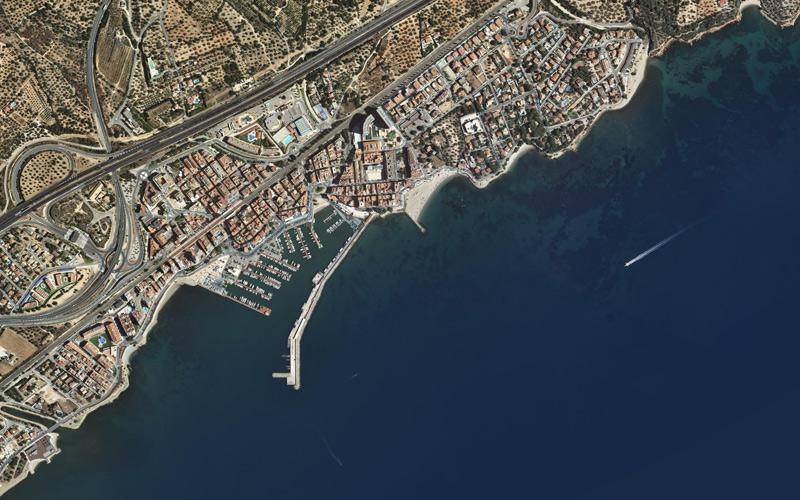 Карта Л'Ампольи