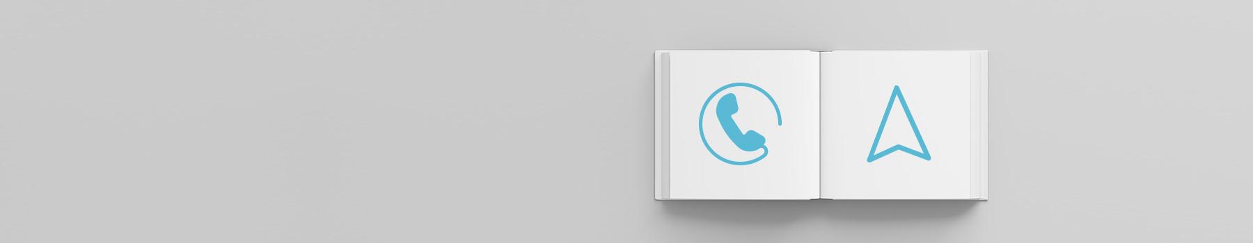 Adreces i telèfons d'interès