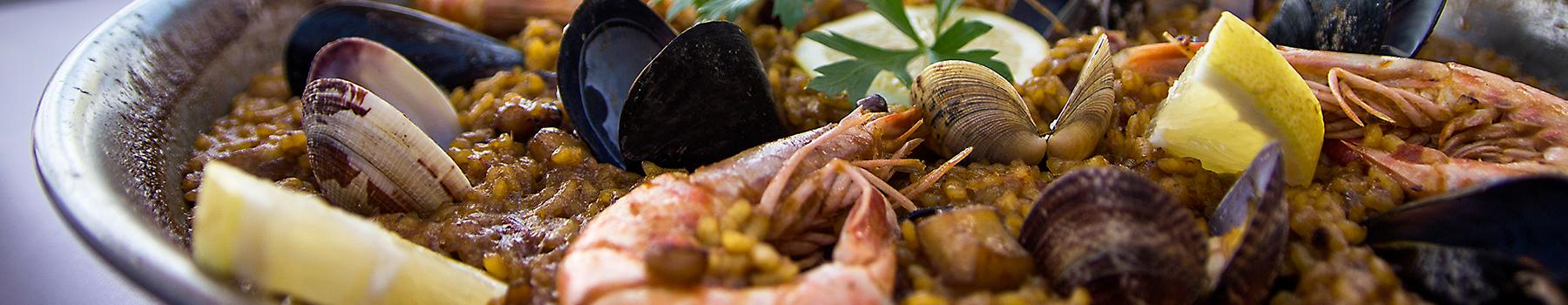 Festes i jornades gastronòmiques a l'Ampolla