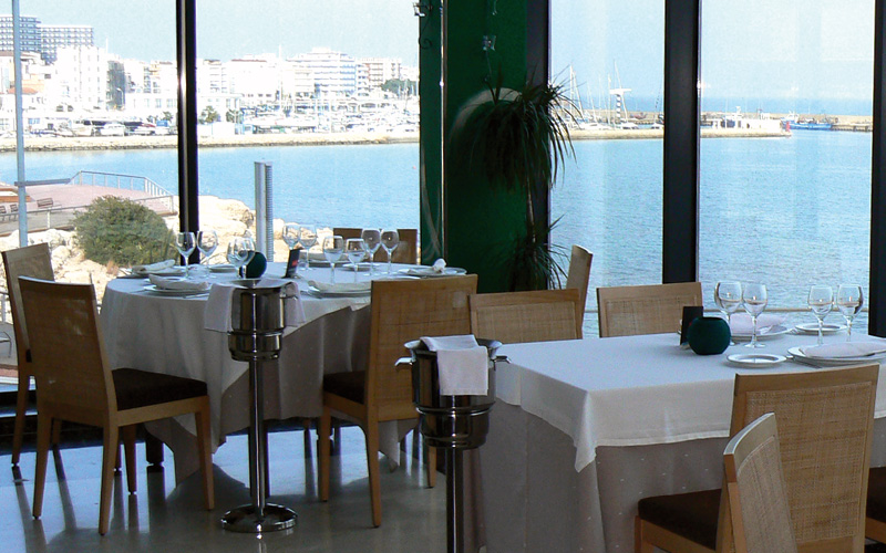 RESTAURANT DEL MAR - FLAMINGO -