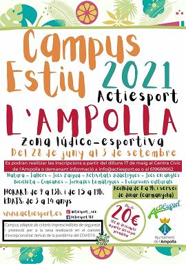 Campus d'été pour enfants