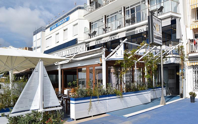 HOTEL GASTRONÒMIC AMPOLLA SOL HTE 00391